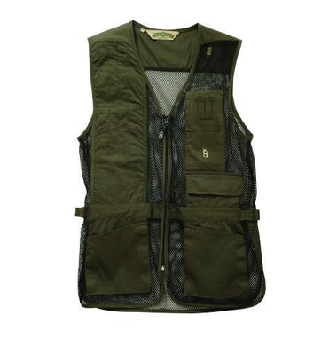 Boyt Harness Company FIELDDOG - HUNTING - SHOOTING VEST Boyt, Bob Allen Full Mesh Shooting Vest, Sage