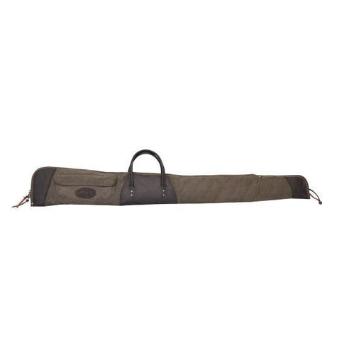 Boyt Harness Company FIELDDOG - HUNTING - GUN CASES Boyt, Deluxe Plantation Series Shotgun Case, Taupe