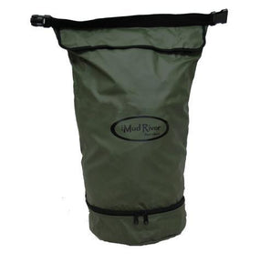 Boyt Harness Company FIELDDOG - DOG - DOG BAGS Boyt, Mud River Magnum Hoss Food Bag, Green