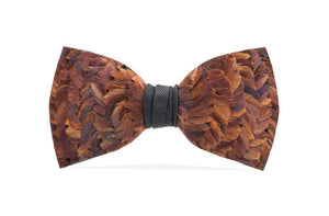 Brackish ACCESSORIES - NECKWEAR - BOWTIES Brackish, Cooper Bow Tie, Pheasant Feathers