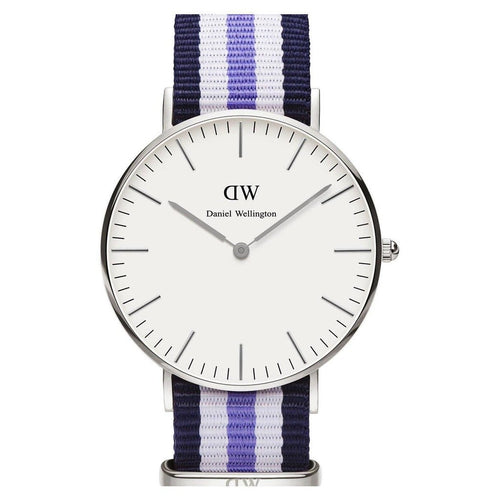Daniel Wellington SALE Daniel Wellington, Classic Trinity 36mm, Silver