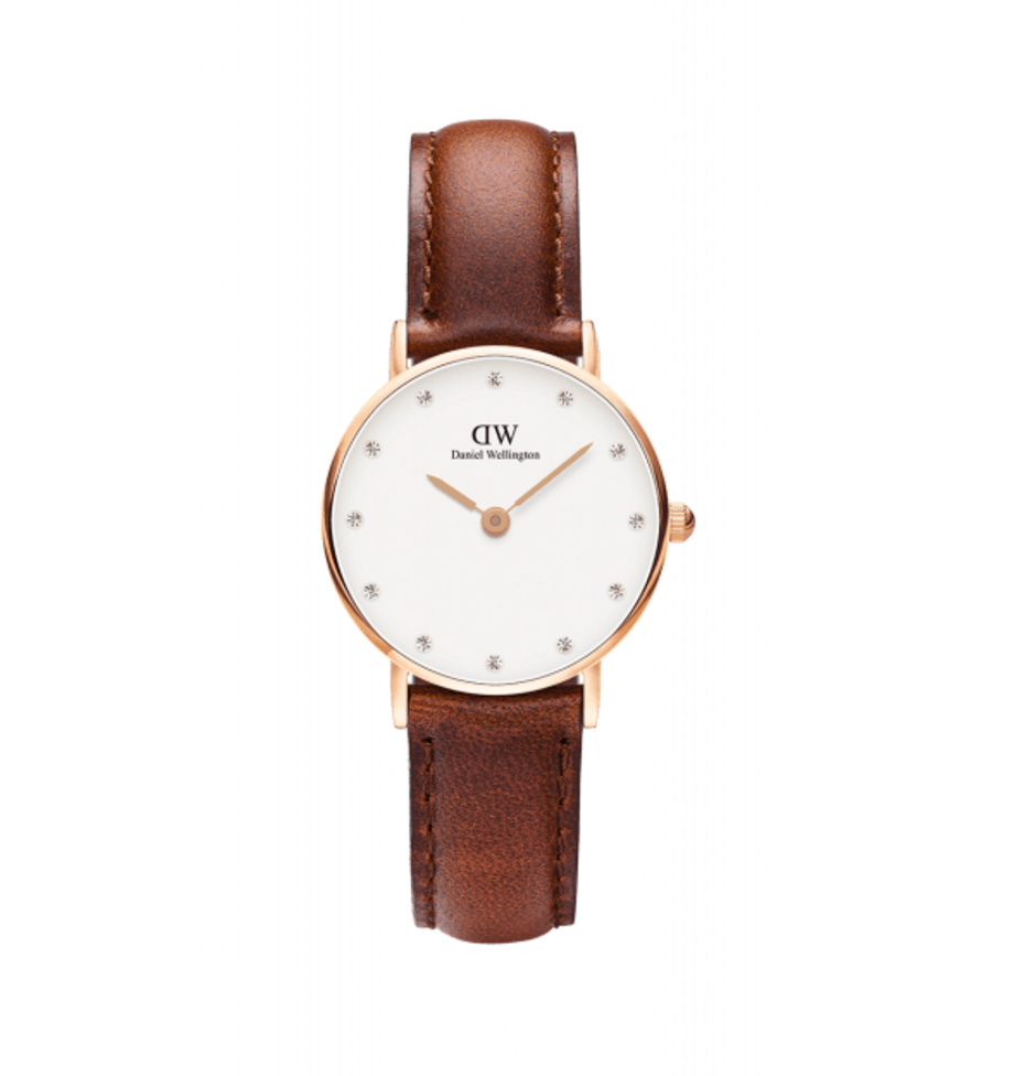 Daniel Wellington ACCESSORIES - WATCHES Daniel Wellington, Classy St. Mawes 34mm, Rose Gold