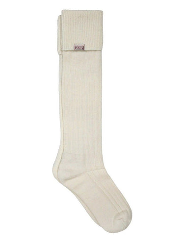 Dubarry FOOTWEAR - SOCKS - BOOT SOCKS Dubarry, Alpaca Wool Socks, Cream