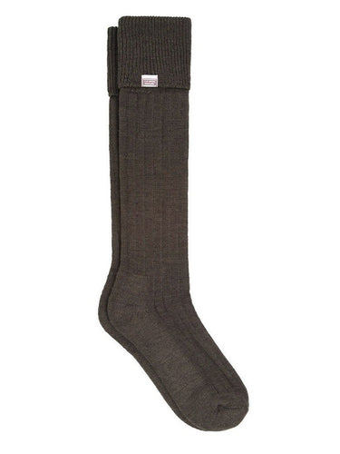 Dubarry FOOTWEAR - SOCKS - BOOT SOCKS Dubarry, Alpaca Wool Socks, Olive
