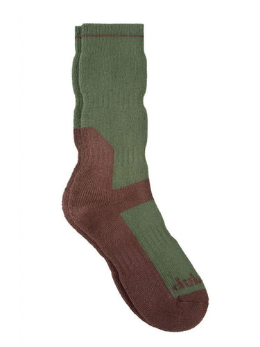 Dubarry FOOTWEAR - SOCKS - BOOT SOCKS Dubarry, Short Tech Socks, Olive