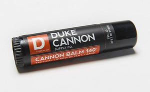 Duke Cannon ACCESSORIES - GROOMING - LIP BALM Duke Cannon, Cannon Balm 140 Tactical Lip Protectant
