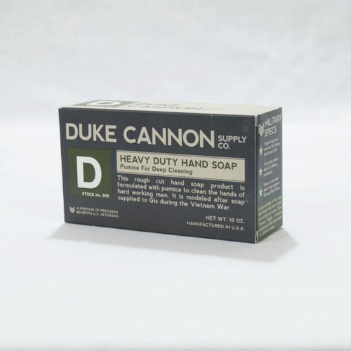 Duke Cannon ACCESSORIES - GROOMING - SHOWER Duke Cannon, Heavy Duty Hand Soap