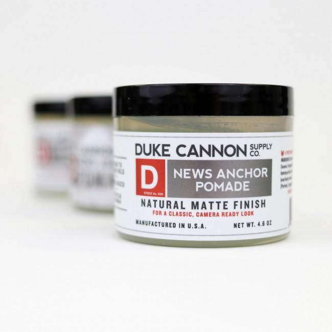 Duke Cannon ACCESSORIES - GROOMING - HAIR Duke Cannon, News Anchor Pomade