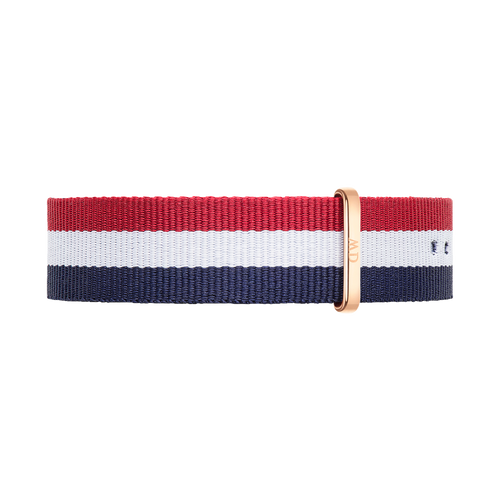 Daniel Wellington ACCESSORIES - WATCHES Fabric (Nylon),Strap Width