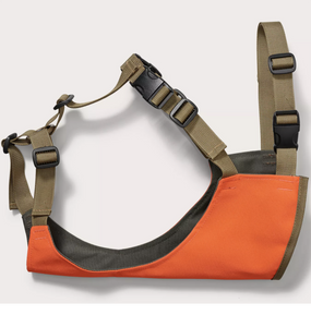 Filson, Dog Chest Protector, Blaze Orange