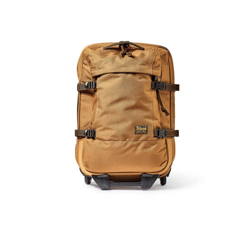 Filson ACCESSORIES - TRAVEL - DUFFEL BAG Filson, Dryden 2-Wheel Carry-On, Whiskey