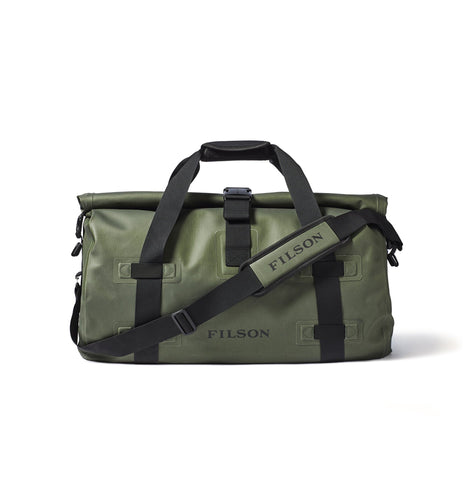 Miller's Point- From the Office to the Field ACCESSORIES - TRAVEL - DUFFEL BAG Filson, Medium Dry Duffle Bag, Green