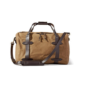 Filson ACCESSORIES - TRAVEL - DUFFEL BAG Filson, Medium Rugged Twill Duffle Bag, Tan