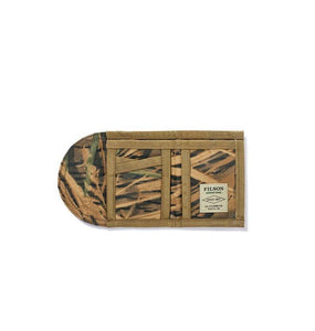 Filson ACCESSORIES - WALLETS - BIFOLDTRIFOLD Filson, Mossy Oak Tin Cloth Smokejumper Wallet, Shadow Grass