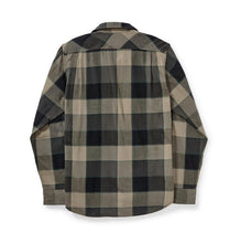 Load image into Gallery viewer, Filson MEN - SHIRTS - BUTTON DOWNS Filson, Scout Shirt, Gray/Green/Tan
