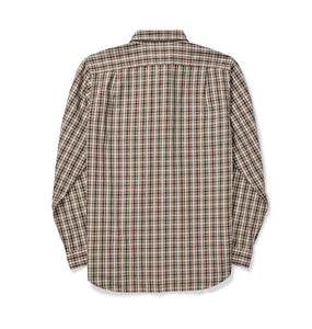 Filson MEN - SHIRTS - BUTTON DOWNS Filson, Wildwood Shirt, Biege/Rust/Black