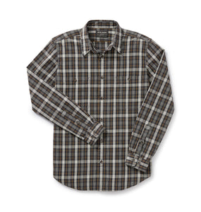 Filson MEN - SHIRTS - BUTTON DOWNS Filson, Wildwood Shirt, Black/Gold/White