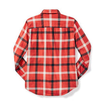 Load image into Gallery viewer, Filson WOMEN - SHIRTS - BLOUSES Filson, Women's Scout Shirt, Red/Black/Cream