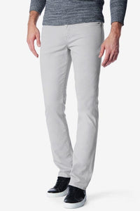 7 For All Mankind MEN - BOTTOMS - JEANS Gray / 38 7 For All Mankind, Sateen The Straight, Moonbeam