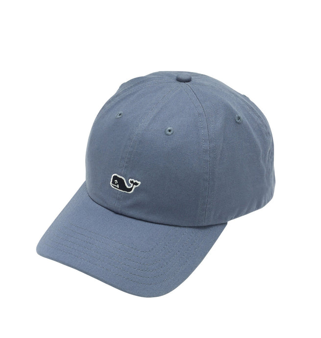Vineyard Vines ACCESSORIES - HATS - BASEBALL Gray / OS Vineyard Vines, Whale Logo Baseball Hat, Slate