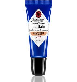 Jack Black ACCESSORIES - GROOMING - LIP BALM Jack Black, Intense Therapy Lip Balm SPF 25 with Grapefruit & Ginger