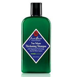 Jack Black ACCESSORIES - GROOMING - HAIR Jack Black, True Volume Thickening Shampoo, 16 OZ