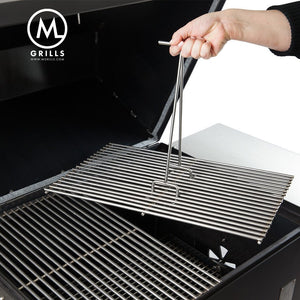 M Grills HOME - KITCHEN - GRILL M Grills, Grate Removing Tools