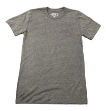Load image into Gallery viewer, Miller's Provision Co. MEN - SHIRTS - SHORT SLEEVE T-SHIRTS Miller's Provision Co., Throw Dat Axe In A Circle Short Sleeve T-Shirt, Gray
