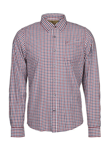 Dubarry SALE Red / S Dubarry, Allenwood Men's Shirt, Malbec Multi