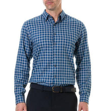 Load image into Gallery viewer, Rodd & Gunn MEN - SHIRTS - BUTTON DOWNS Rodd & Gunn, East Harbour Sports Fit Shirt, Stone