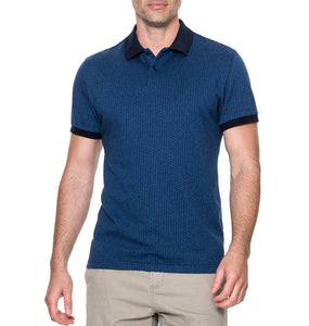 Rodd & Gunn MEN - SHIRTS - POLOS Rodd & Gunn, Mantle Hill Sports Fit Polo, Ocean