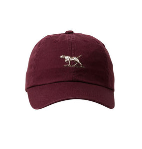 Rodd & Gunn ACCESSORIES - HATS - BASEBALL Rodd & Gunn, Signature Cap, Maroon