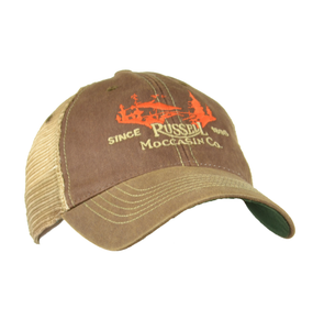 e283376d25e95 Russell Moccasin Co. ACCESSORIES - HATS - TRUCKER Russell Moccasin Co.