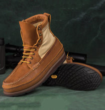 Load image into Gallery viewer, Russell Moccasin Co. FOOTWEAR - BOOTS Russell Moccasin Co., Joe's PH, Peanut Chamois