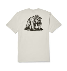 Filson MEN - SHIRTS - SHORT SLEEVE T-SHIRTS S Filson, Outfitter Graphic T-Shirt, Light Stone