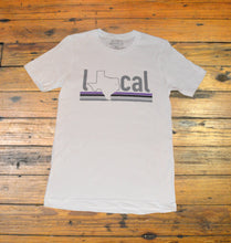 Load image into Gallery viewer, Miller's Provision Co. MEN - SHIRTS - SHORT SLEEVE T-SHIRTS S Miller's Provision Co., Local Short Sleeve T-Shirt, Purple