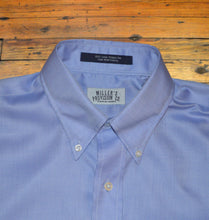 Load image into Gallery viewer, Miller's Provision Co. MEN - SHIRTS - BUTTON DOWNS S Miller's Provision Co., Royal Oxford Sport Shirt, Royal