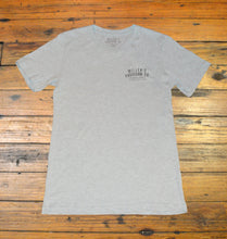 Load image into Gallery viewer, Miller's Provision Co., Upland Signature Series Short Sleeve T-Shirt - Number One, Heather Ice Blue