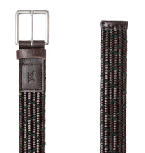 Load image into Gallery viewer, Rodd & Gunn ACCESSORIES - BELTS - LEATHER S Rodd & Gunn, Norwood Road Belt, Chocolate