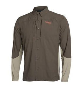 Sitka MEN - SHIRTS - BUTTON DOWNS S Sitka, Scouting Shirt, Bark