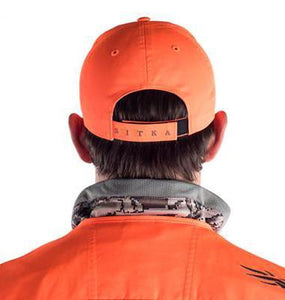 Sitka ACCESSORIES - HATS - FIELD Sitka, Ballistic Cap, Blaze Orange