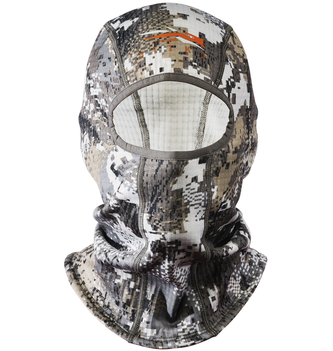 Sitka ACCESSORIES - HATS Sitka, Core Hvy Wt Balaclava, Optifade Elevated II
