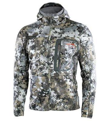 Sitka MEN - OUTERWEAR - JACKETS Sitka, Equinox Hoody, Optifade Elevated II