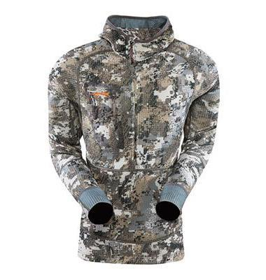 Sitka MEN - OUTERWEAR - SWEATERSPULLOVERS Sitka, Fanatic Hoody, Optifade Elevated II
