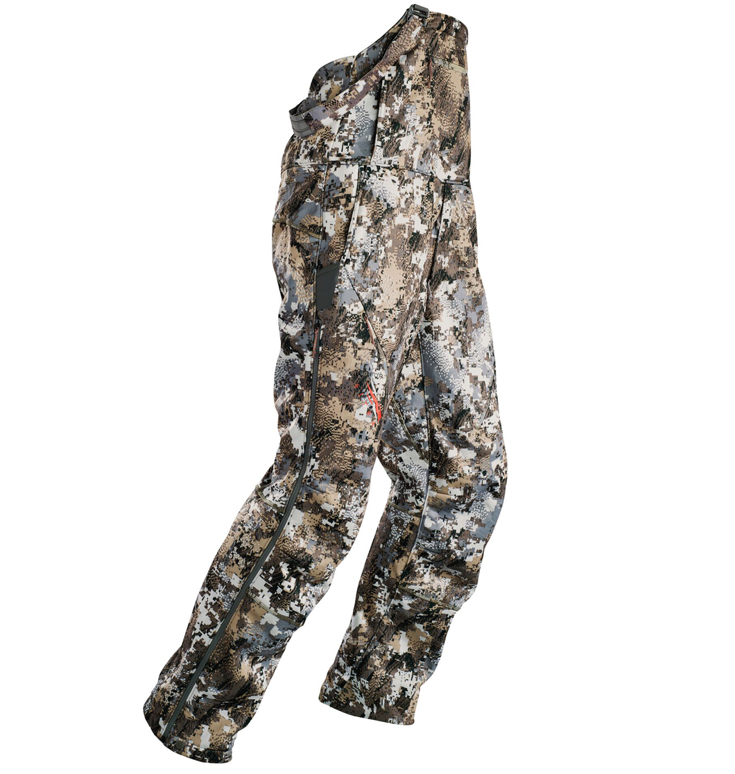 Sitka MEN - BOTTOMS - FIELD PANTS Sitka, Fanatic Lite Bib, Optifade Elevated II