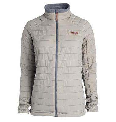 Sitka WOMEN - OUTERWEAR - JACKETS Sitka, Women's Kelvin Active Jacket, Timberwolf