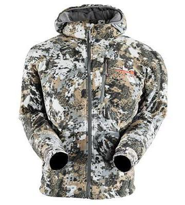 Sitka KIDS - BOYS - OUTERWEAR Sitka, Youth Celsius Hoody, Optifade Elevated II