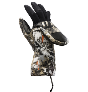 Sitka MEN - HANDWEAR Sitkia, Incinerator Flip Mitt, Optifade Elevated II