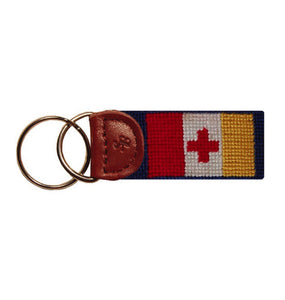 Smathers & Branson ACCESSORIES - KEY FOBS - GREEK Smathers & Branson, Kappa Alpha Order Needlepoint Key Fob