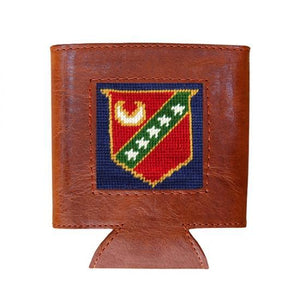 Smathers & Branson ACCESSORIES - KOOZIES - GREEK Smathers & Branson, Kappa Sigma Needlepoint Can Cooler